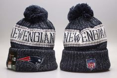 2018 New England Patriots New Era Knit Hat On Field Sideline Beanie  Stocking Cap 39f24e414