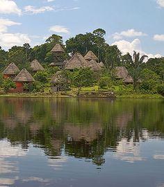 Napo - oriente ecuatoriano