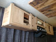 Outdoor kitchenette & cooking Kitchenette, House Ideas, Dreams, Cabinet, Park, Storage, Cooking, Outdoor, Furniture