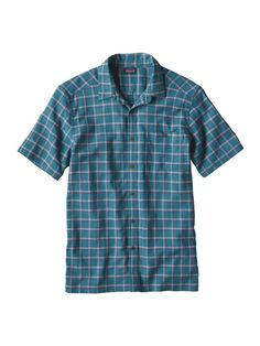 Patagonia Mens A/C Shirt: The Patagonia A/C Shirt is perfect for hot and humid climates. Made from 100% Organic Cotton and featuring an open weave design and fast-wicking properties this shirt will keep you cool and comfortable all Summer!