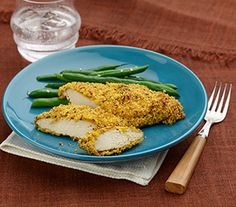 Southern Style Oven Fried Chicken