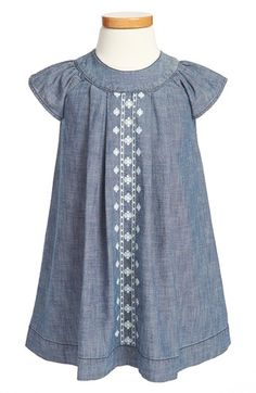 Tucker + Tate 'Leslie' Play Dress (Toddler Girls) available at #Nordstrom
