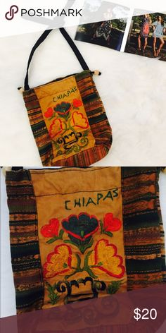 🚨⤵️ONLY TODAY🚨🌺👛👗Embroide Mexican Purse 👛👗 🌺👛👗Embroide Mexican Purse 👛👗🌺 Bags Crossbody Bags