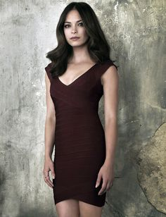 Kristin Kreuk as Catherine Chandler in Beauty and the Beast-> i wanna be her! love her kickass fighting!