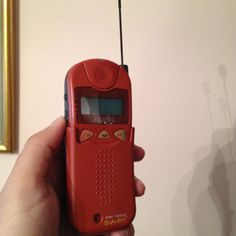 My first mobile phone!