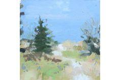 Melanie Parke landscape painting