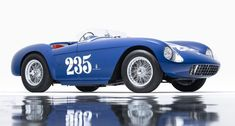 5 collector cars to put in your garage this week | Classic Driver Magazine  FERRARI 500 MONDIAL