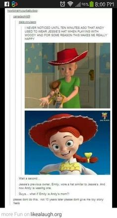 Prepare for Toy Story feels