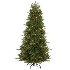 Vickerman 14Ft. Green 6528 Tips Christmas Tree 2650 Clear Dura-Lit