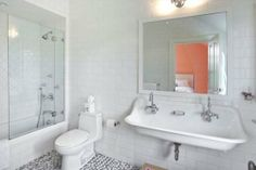Built for Two: Inspiration for Bathrooms with Double Sinks   Apartment Therapy