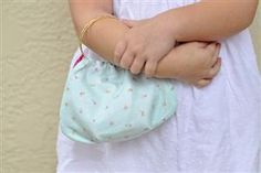 How-To: Bracelet Purse ... for my future granddaughter.. LOVE!