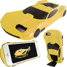 WwWSuppliers New 3D AMERICAN MUSCLE Edition Luxury Race Sports Automobile Car Case for Apple iPhone 6 Plus / 6S Plus Kick-Stand Hard Protective Cover + Screen Protector (Yellow) WwWSuppliers http://www.amazon.com/dp/B019KZR5VC/ref=cm_sw_r_pi_dp_pxkEwb1GHHGH8