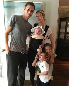 Too Cute!: Ivanka Trump is the Definition of Family Goals in This New Photo With Her Husband and 3 Kids