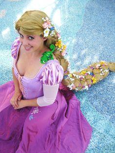 Rapunzel Cosplay by Vendieh.deviantart.com on @deviantART