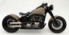 fatboy lo to bobber - Harley Davidson Forums
