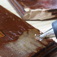 You searched for repair damage - A Ray of Sunlight Diy Furniture Repair, Restoring Old Furniture, Diy Home Repair, Paint Furniture, Furniture Makeover, Redoing Furniture, Old Dresser Drawers, Wood Drawers, Old Dressers