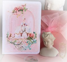 Marie Antoinette Pink Spring Confiserie from Paulette Kinney for Paper Nosh http://www.papernosh.com/item.php?item_id=344&category_id=46