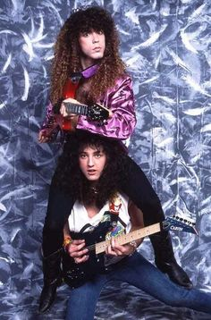 Marty Friedman & Jason Becker