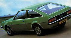 1978 Vauxhall Cavalier Sports 2000 Hatch.