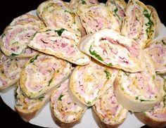 Потрясающие закуски на день рождения | Кулинарные Рецепты