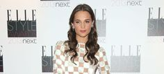 Meet Alicia Vikander: 4 Things to Know About the Actress and Rising FashionStar   StyleCaster