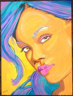 Rihanna:)
