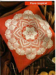 Kira scheme crochet: Scheme crochet no. 1626