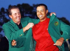 On Golf: He Stuck to Golf: Tiger Woods, Roaring Back, Ties for - The Breaking News Headlines Masters Green Jacket, Golf Tiger Woods, Masters Tournament, Augusta Georgia, Phil Mickelson, Masters Golf, Carolina Hurricanes, Golf Channel