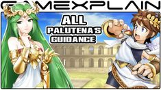 Smash Bros Wii U: All Palutena's Guidance Secret  Conversations