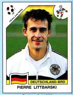 PIERRE LITTBARSKI Germany (1990)