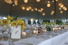 Flowers, Reception, White, Inspiration, Board, Orchids, Tables, Settings, Lily kesselman photography
