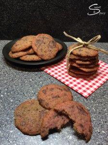Rote Beete Cookies