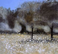 Credit: Kurt Jackson Olive Grove in a Clearing in the Cork Oaks, 2008. Richard Mabey: 'Kurt's approach reflects the central principle of for...