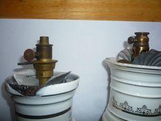 gas lamp parts. Gas Lights, Barware, Lamps, Antiques, Ebay, Lightbulbs, Antiquities, Antique, Light Fixtures