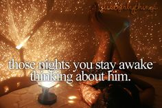 Try every night. I'm pretty sure I dream of him at least once every night too, even if I don't always remember it.