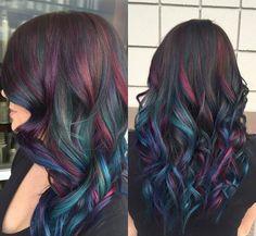 awesome Колорирование на темные и светлые волосы (55 фото) —  Модные оттенки в 2016 году Читай больше http://avrorra.com/kolorirovanie-na-temnye-i-svetlye-volosy-foto/