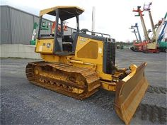 Get Best Deal on Used 2005 #Deere LGP #Dozer with Free Price Quotes by Access Lift Equipment, Inc dealer in PA, USA. This used DEERE 450J machinery looks good condition and working well. All best feature available with new technology and working well. For more information you can visit at:http://goo.gl/99RwnW