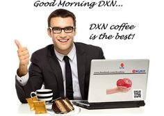 A tasty cup of DXN coffee makes you feel good and gives you a great start to your day.