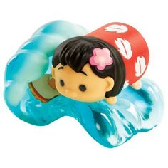 LILO from LILO  STICH Disney Tsum Tsum Mystery Stack Pack Series 4 Medium Character  Stackable LOOSE FIGURE *** Click for Special Deals