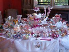 Sweetie buffet