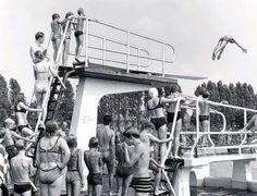 De Lansingh buitenzwembad