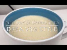 VSG: ALL DAY EATING KETO!!