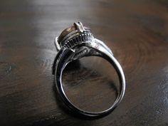 464:カンテラオパール P.m 千本透かし ダイヤモンド リング #13 Wedding Rings, Engagement Rings, Jewelry, Enagement Rings, Jewlery, Jewerly, Schmuck, Jewels, Jewelery