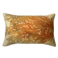 EcoWool Cushion - FLAME TREE Soft