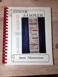 Joan Masterson Ethnic Sampler A Collection of by TheRustyNailPail