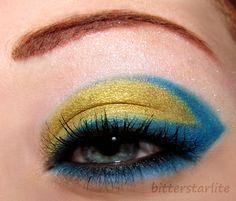 Flounder http://www.makeupbee.com/look_Flounder_46293