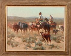 Dirk Soulis to auction superb paintings, decorative arts Dec. Copyright Images, Cowboy Art, Fine Art Auctions, Rocky Mountains, Custom Framing, Framed Art Prints, Oil On Canvas, Art Decor, Westerns