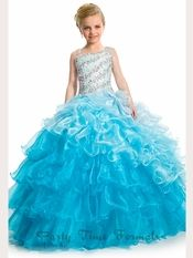Perfect Angels Pageant Dresses for Girls: PageantDesigns.com
