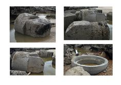 Man-made structures - Bexhill beach