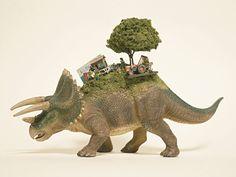 Maico Akiba's Small Worlds. Japanese artist Maico Akiba...